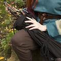 Epic Armoury Waffentasche, schwarz
