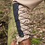 Epic Armoury Sorte Gambeson findes fedtegrever, par