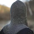 Epic Armoury Cota de malla cónica Alaric, 9 mm