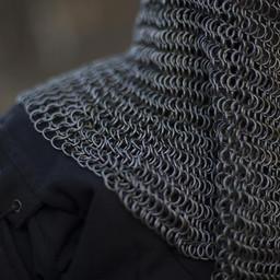 Cota de malla cónica Alaric, 9 mm