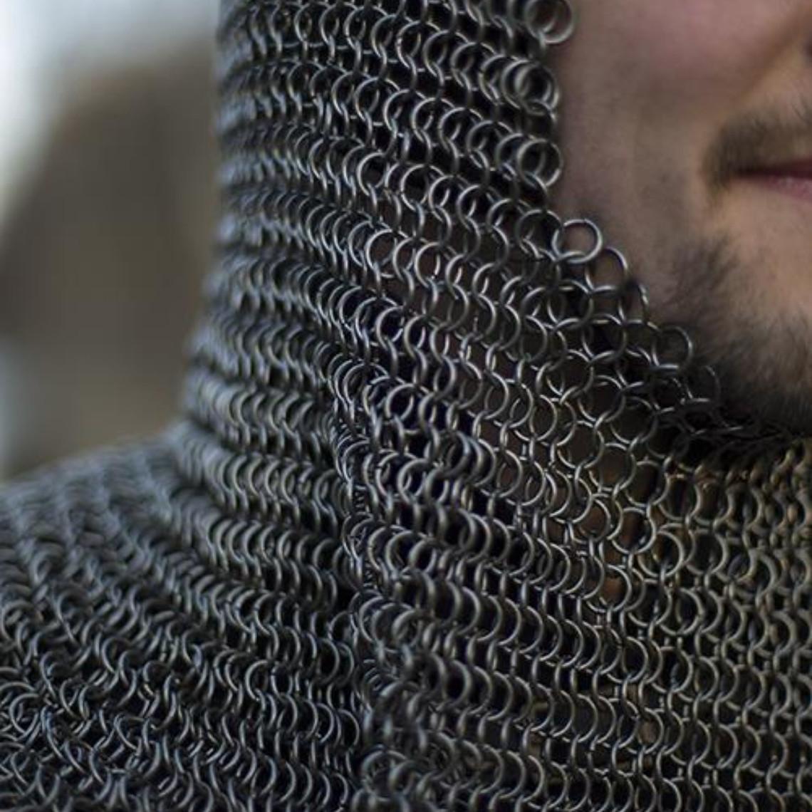 Epic Armoury Cotte de mailles Alaric, 9 mm