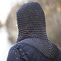Epic Armoury Cotte de mailles Alaric, bronzée 9 mm
