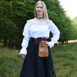 Renaissance blouse Elisabeth, white