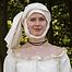 Middeleeuwse hoofddoek
