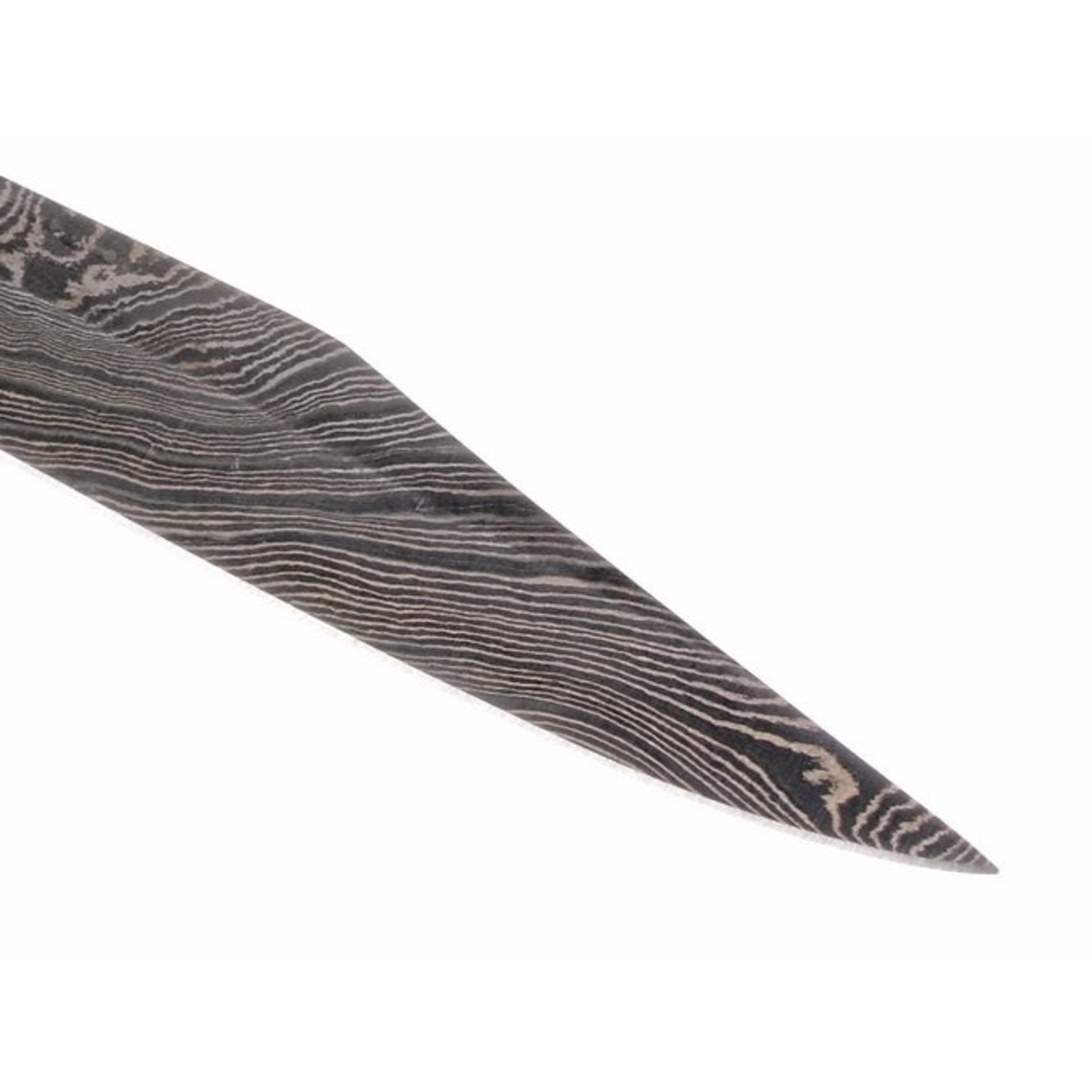 Cuchillo Haithabu Damasco, 14 cm.