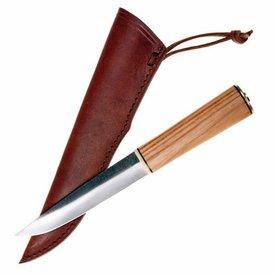(Temprano) cuchillo medieval, gran