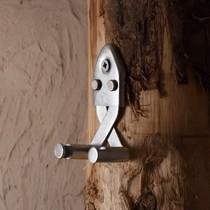 Strijdknots met houten grip