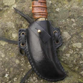 Epic Armoury LARP Skinner nóż z uchwytem, czarny