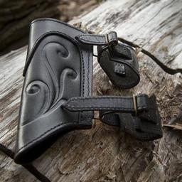 LARP Schwerthalter Illumine, schwarz