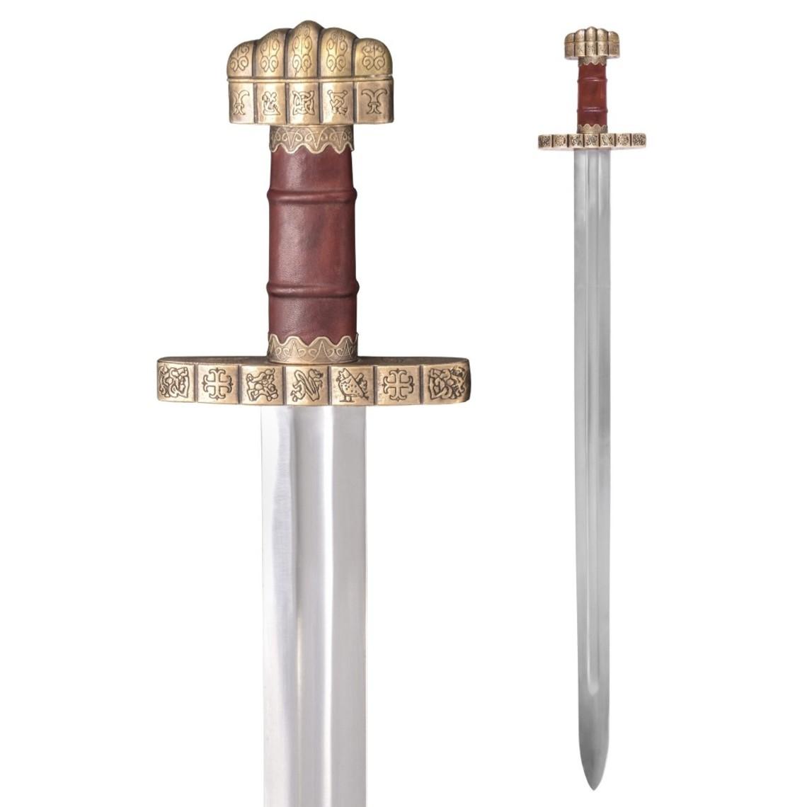Deepeeka Wikingerschwert Haithabu, halbscharf, 9. Jahrhundert