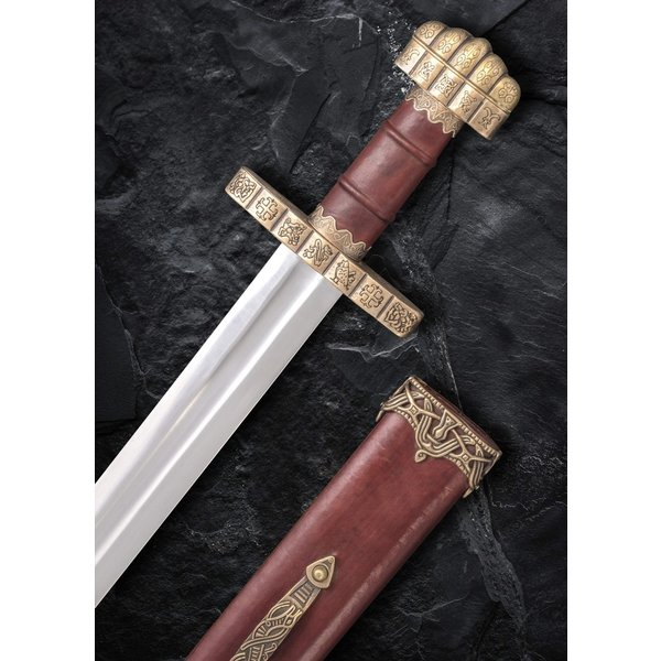 Deepeeka 9th century Viking sword Haithabu, semi-sharp