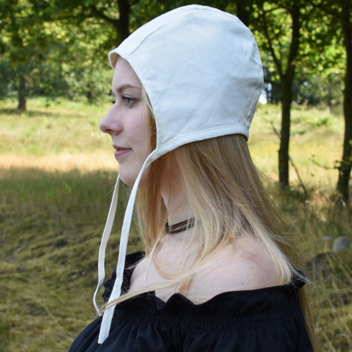 Middeleeuws-Renaissance kapje Gouda, naturel