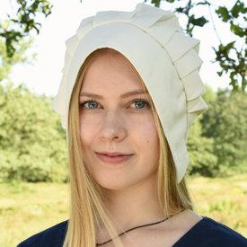 Harmonijkowe czapka Amsterdam, naturalne