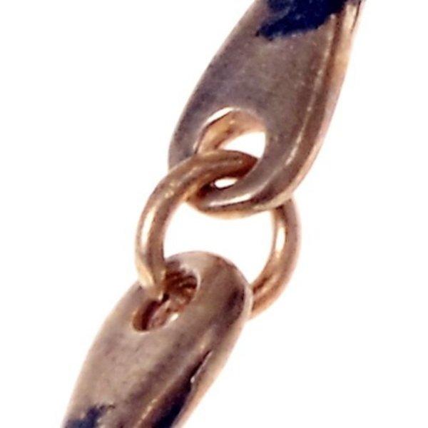 Fermé bague en bronze, XS