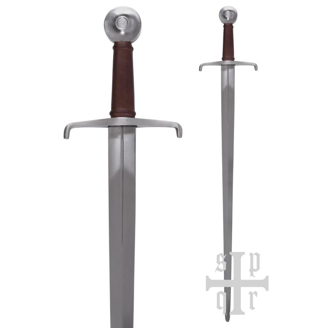 SPQR Spada medievale a una mano 1310, Royal Armouries, battle-ready