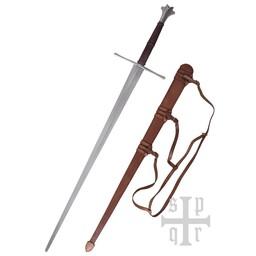 Two-handed sword 1450-1460 Zurich, battle-ready (blunt 3 mm)