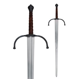 Bastardschwert aus dem 14. Jahrhundert, battle-ready (stumpf 3 mm)
