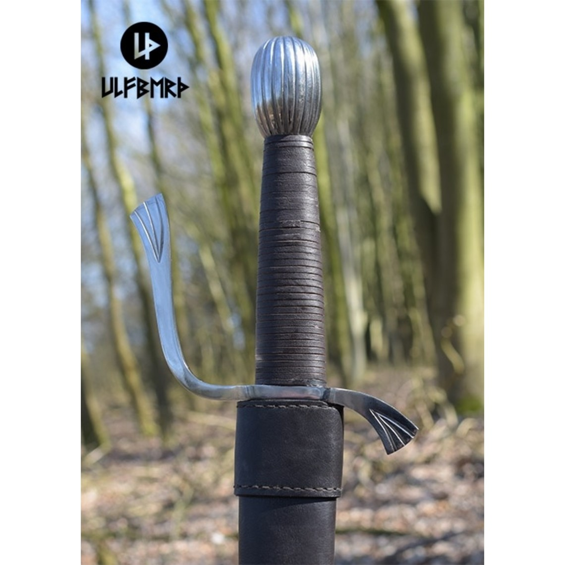 Ulfberth Middeleeuwse falchion, battle-ready