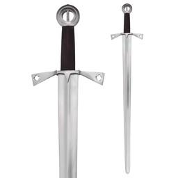 Irlandzki miecz Ulster, gotowy do bitwy