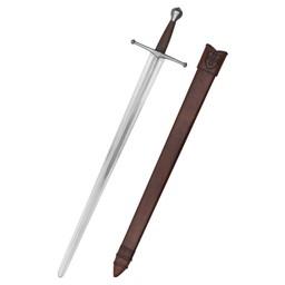 German single-handed sword Talhoffer, battle-ready (blunt 3 mm)