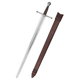 Deepeeka Espada alemana de una mano Talhoffer, lista para la batalla