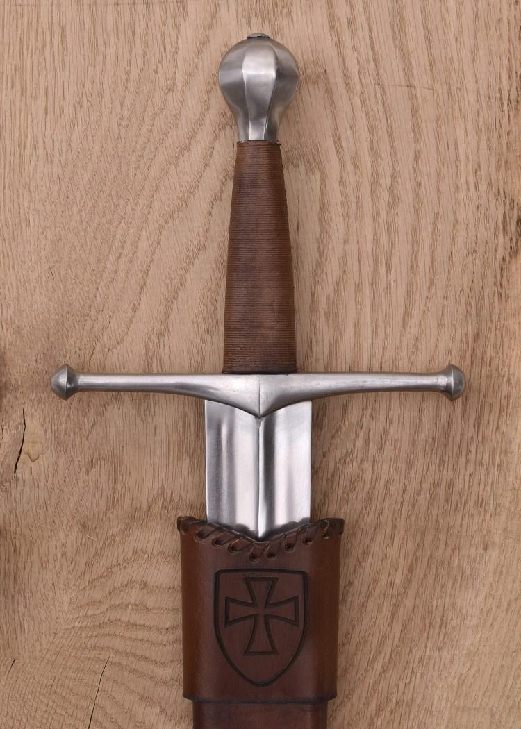 Duitse eenhander Talhoffer, battle-ready