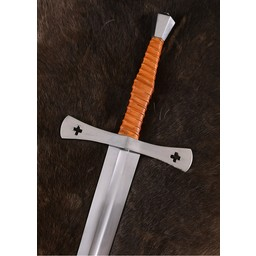 15th century hand-and-a-half sword Shrewsbury, semi-sharp
