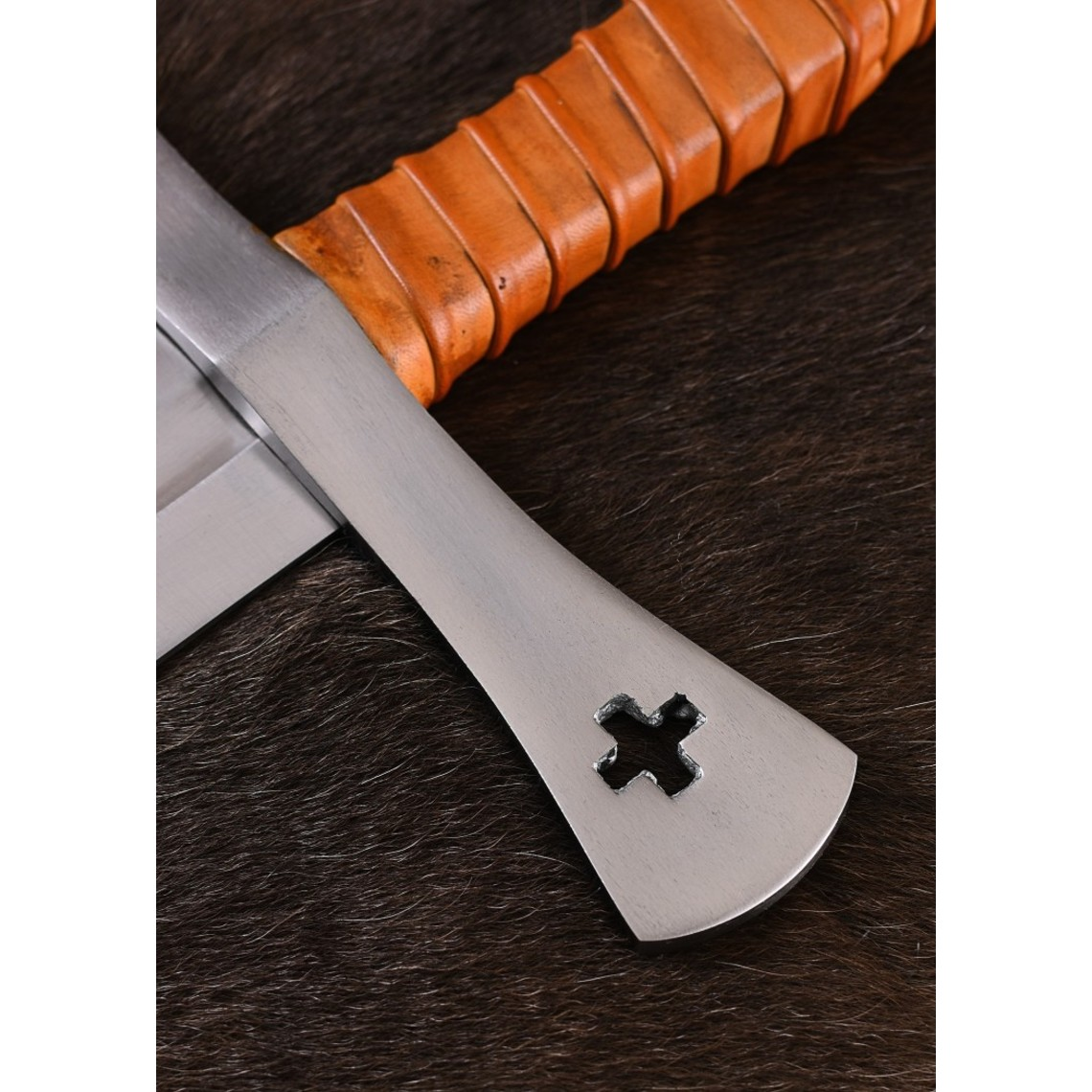Deepeeka 15th century hand-and-a-half sword Shrewsbury, semi-sharp