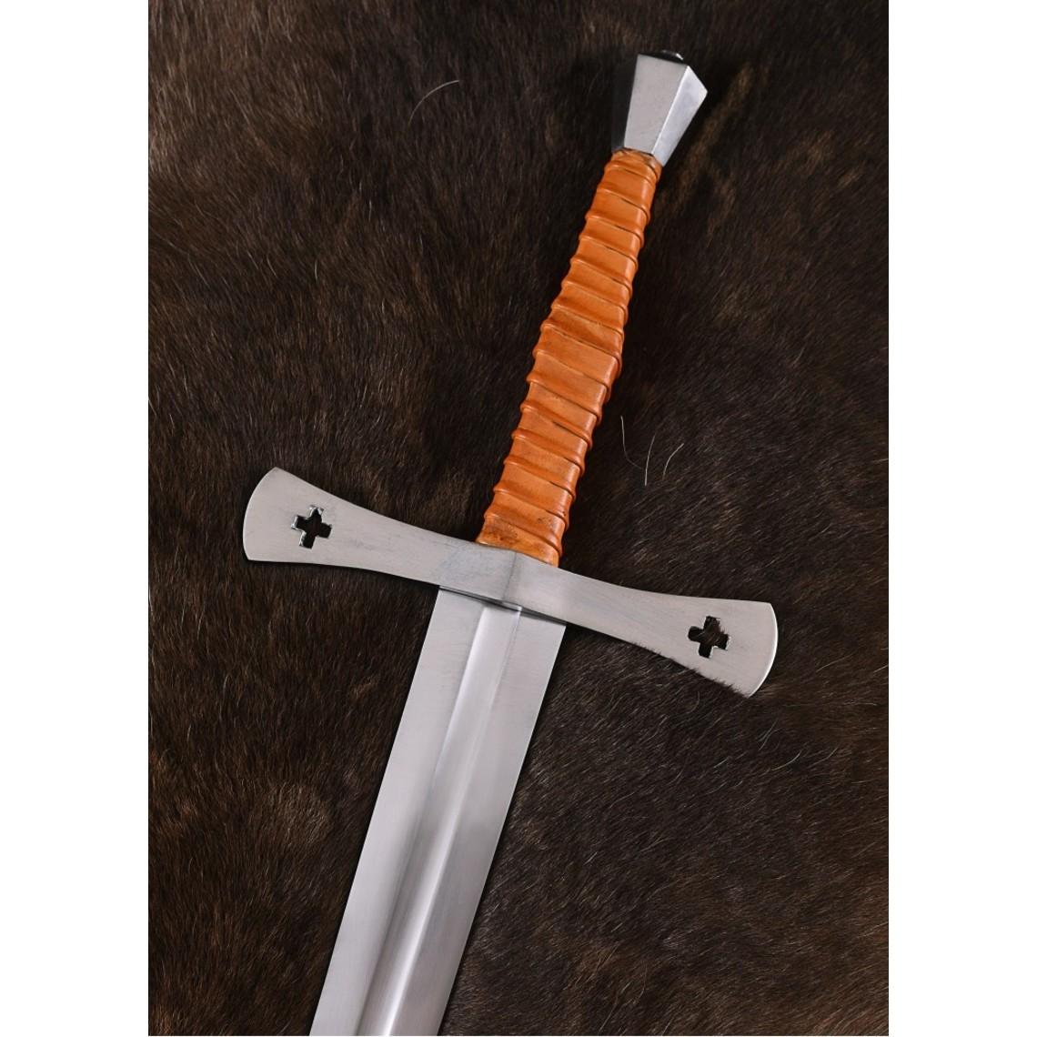 Deepeeka 15th century hand-and-a-half sword Shrewsbury, battle-ready