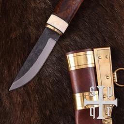 nóż wikiński na 9. 10. wieku, typu Gotland