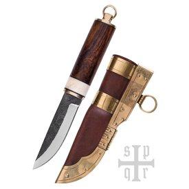 SPQR cuchillo de Viking 9 y 10 de siglo, el tipo de Gotland