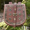 SPQR bolsa de Viking Birka / Tarsoly