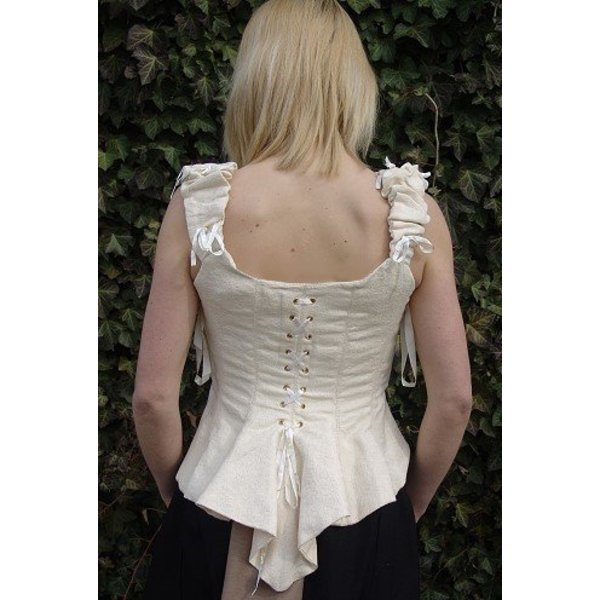 Corset lily M cream, special offer!