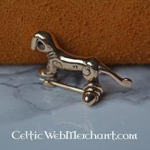Keltische paardenfibula