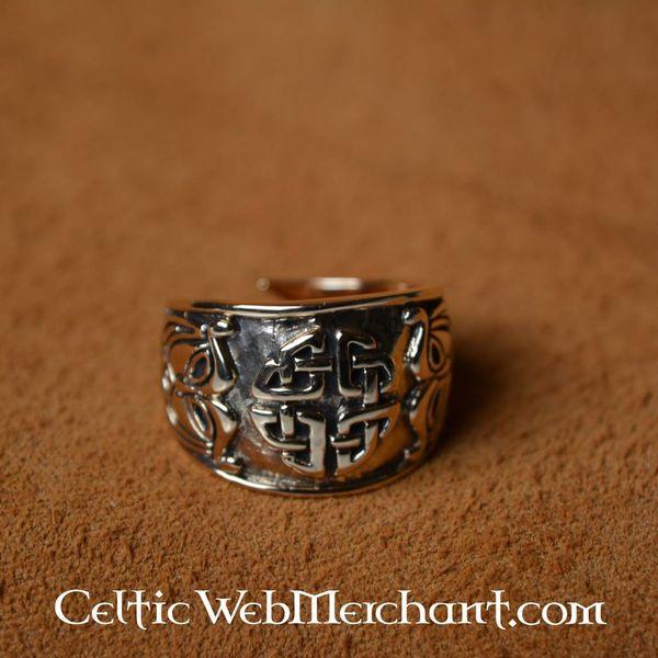Keltische knoopring, klein