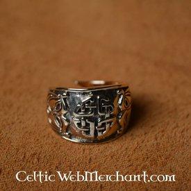Anello nodo celtico, grande