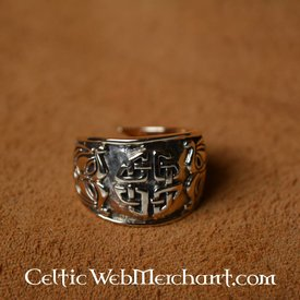 Celtic knut ring, stor