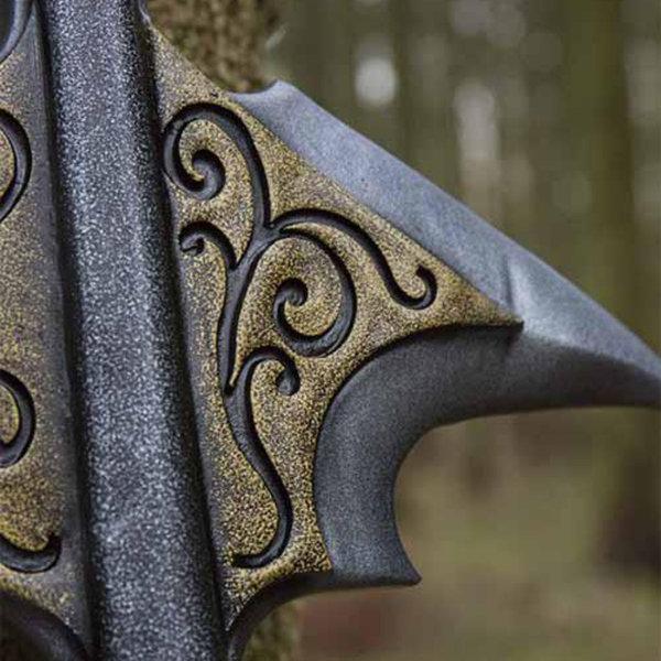 Epic Armoury LARP Kingsguard Hellebarde, B-Qualität