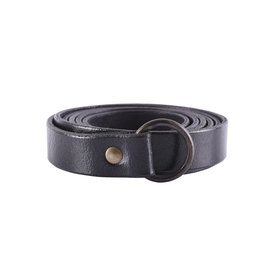 Deepeeka Ringremmen 190 cm, svart