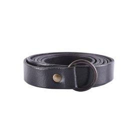 Deepeeka Pas pierścieniowy 160 cm, czarny
