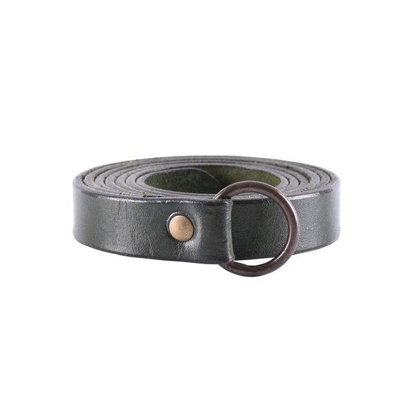 Deepeeka Ring Gürtel 160 cm, grün
