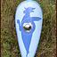 Norman Drachen Schild Bayeux
