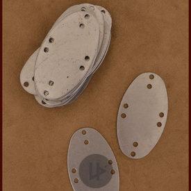 Ulfberth Set of 25 lamellar scales Visby