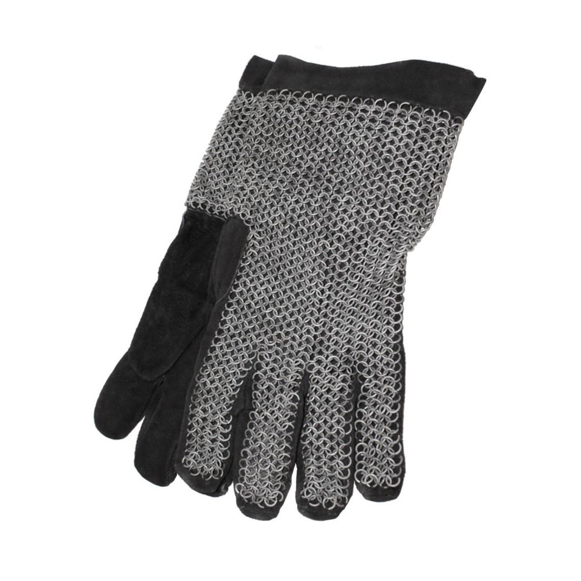 Glove-BIcycle Chainmaile