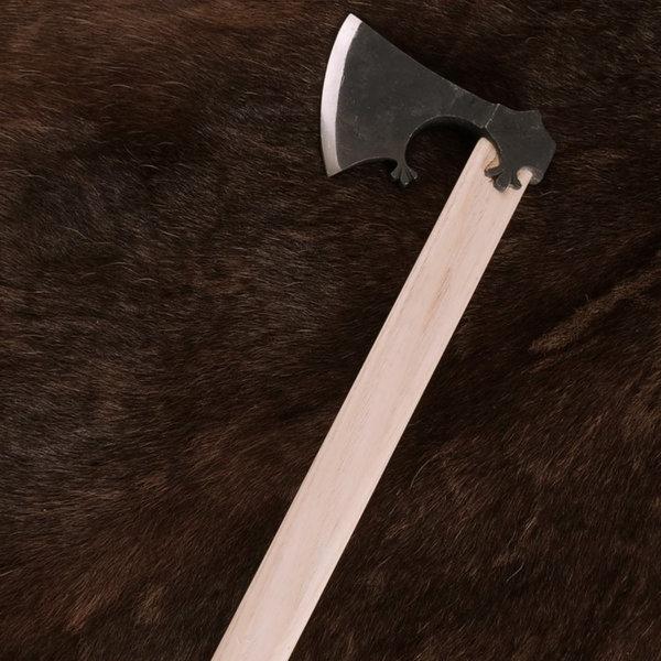 SPQR Gotland axe Rommunds