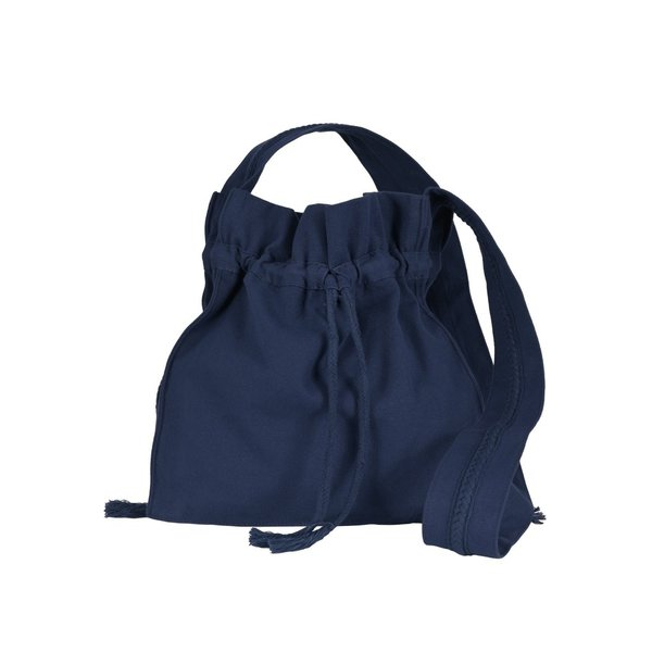 Pilgrim bag Burgos blue