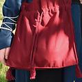 Pellegrino bag Burgos rosso