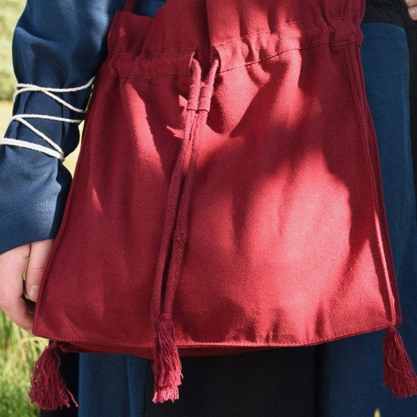 Pilgrim pose Burgos rød