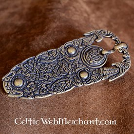 Sutton Hoo belt buckle