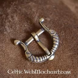 Viking Schnalle stilisierte Vögel